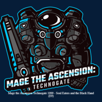 Crossing Darkness Mage the Ascension Technogate 1999 – Soul Eaters and the Black Hand (E9)